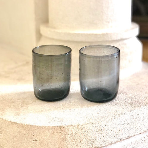 Sustainable grey glasses