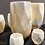 Thumbnail: Alabaster Sapphire Stone Candleholder- various sizes