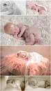 Newborn-Shooting im Studio in Rubigen