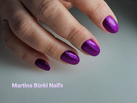 Perfect Nails Purple