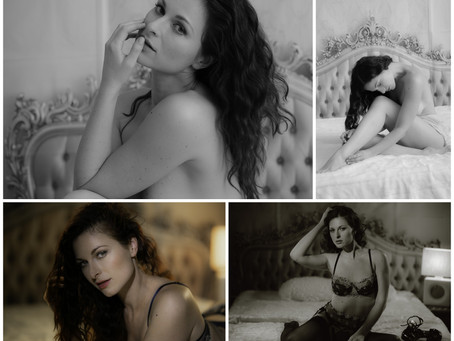 Boudoir Shooting Workshop mit Felix Peter in Rubigen
