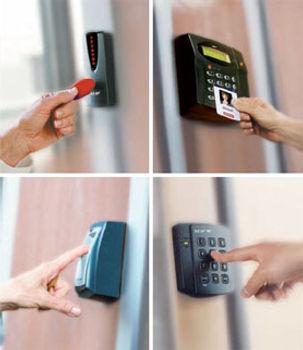 Calgary Access Control System