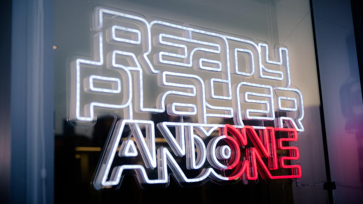 Ready Player ANXONE