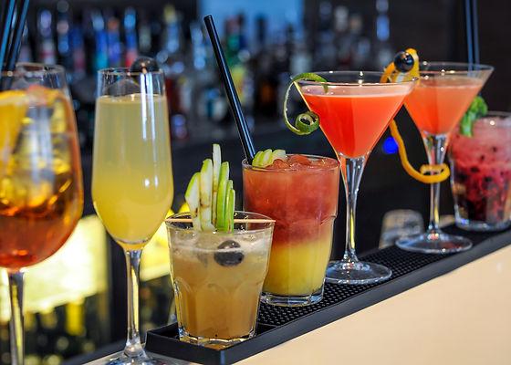 cocktails drinks on bar.jpg