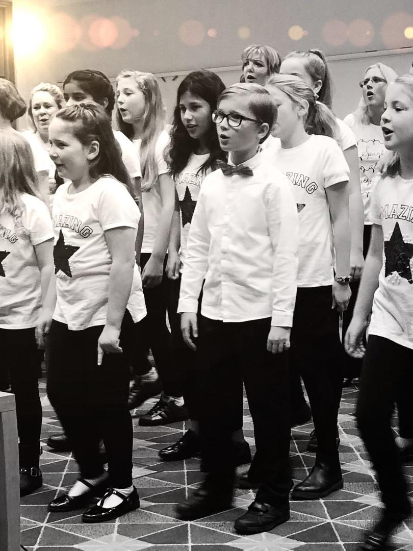 Singing Groups at RONNI