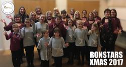 Ronstars Christmas 2017
