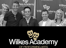 Ronni Bailey with Wilkes Academy Principles and Patrons Ant & Dec