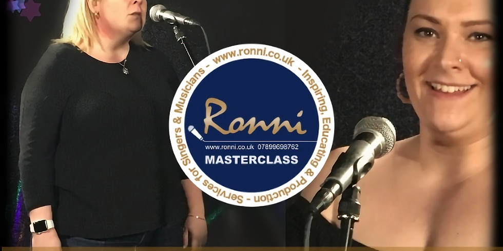 Performers Masterclass  Adults - Registration MAY