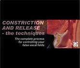 Constriction & Release Training Streaming DVD