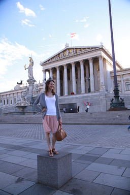 Vienna Photo Session - Florin