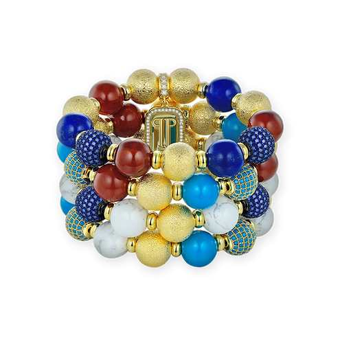 MINOA LEGACY   4 bracelets