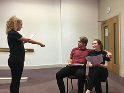 Drama Class at ReAct Academy of Theatre Arts