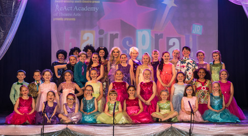 ReAct Academy - HAIRSPRAY JR
