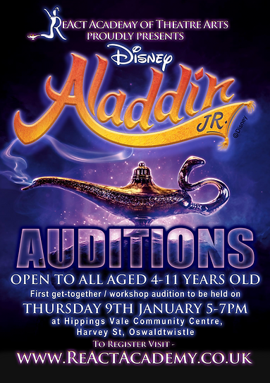 ReAct Aladdin audition poster.png