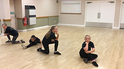 Street Dance at ReAct Academy of Theatre Arts