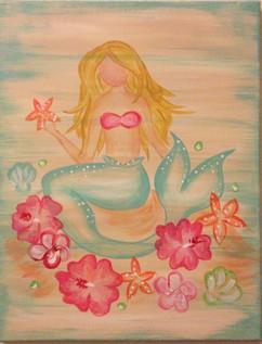 Mermaid Flowers