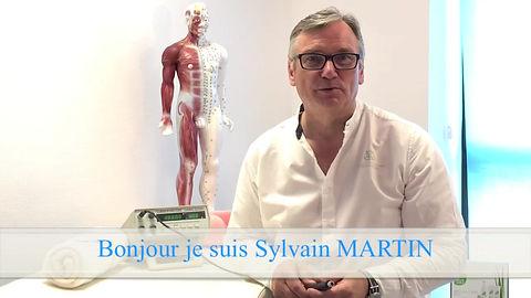 Sylvain MARTIN Patricien en Luminopuncture présente son activité