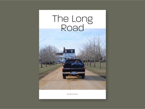 The Long Road Magazine