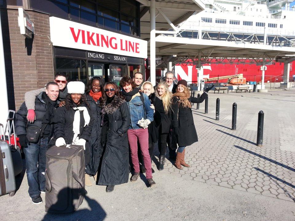 Cie Fantasmagic - Viking Line- Suède