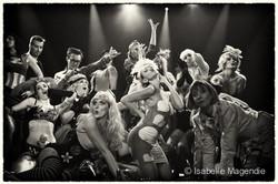 Scène ouverte burlesque mars 2015 - Bordeaux