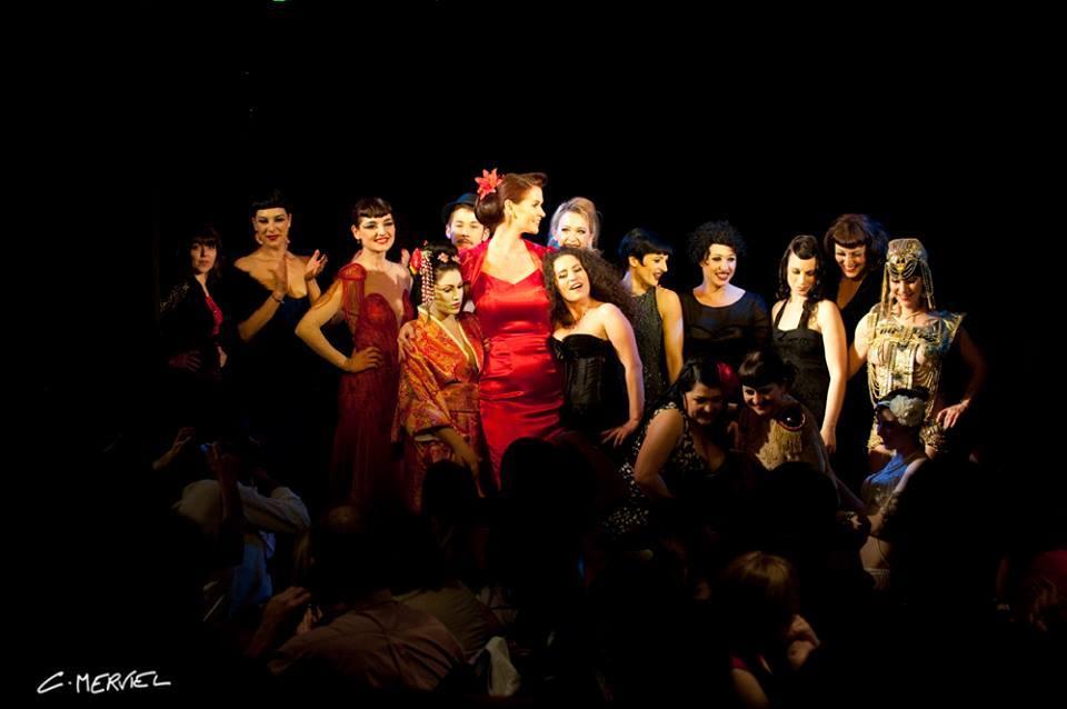 festival Burlesque TOULOUSE 2014