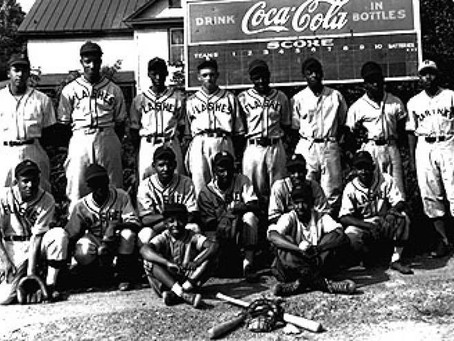 Black History Month #17 - Baseball
