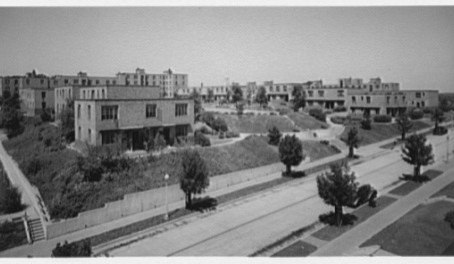 Black History Month #5: Langston Terrace Dwellings and Hilyard Robinson