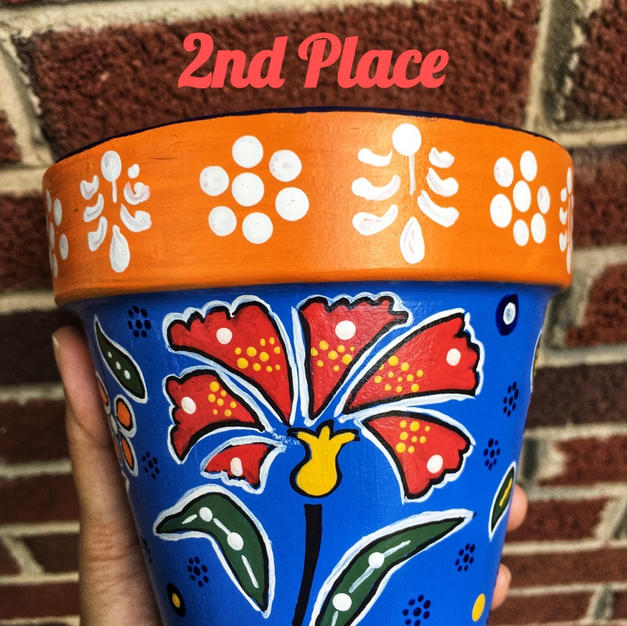 Painted Pottery