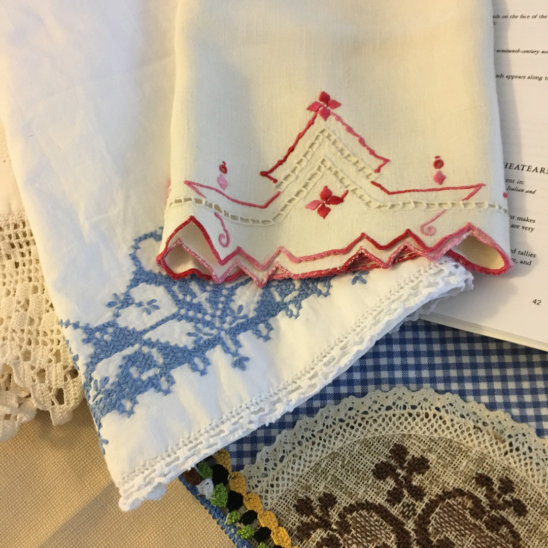 Legacy handcraft embroidery