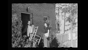 A young couple moves into Aberdeen Gardens 1937