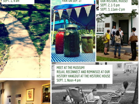 Celebrate Labor Day with the Greenbelt Museum!