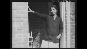 1937 Aberdeen Gardens homesteader. photo Library of Congress
