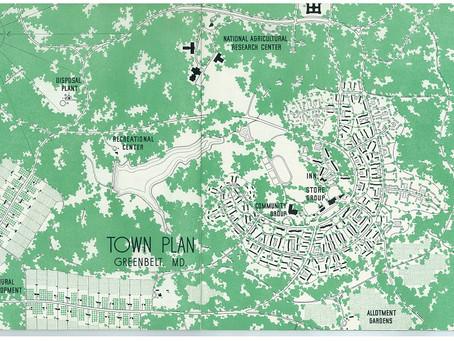 Rossville Rural Development: Housing for Black Families in Greenbelt that Was Never Built