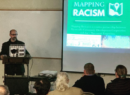 Mapping Racism Lecture