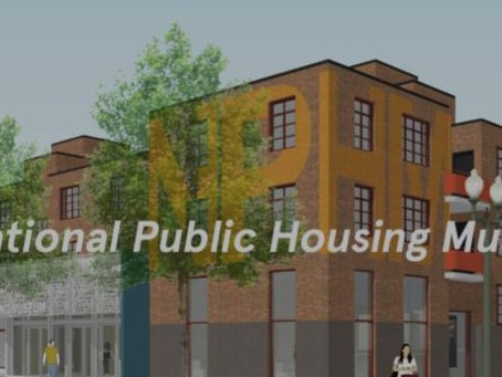 Black History Month #13 - National Public Housing Museum