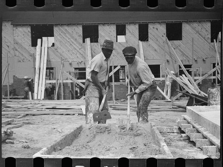 Black History Month #7 - FSA Photographs of Black Workers