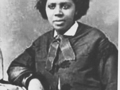 Black History Month #20 - Sarah Boone's Modern Ironing Board