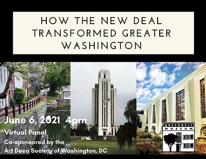 Date How the New Deal Transformed Greate