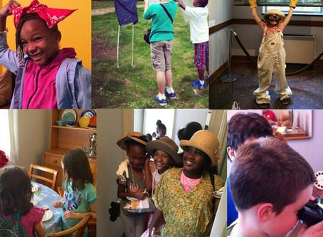 Museum Week: Kids