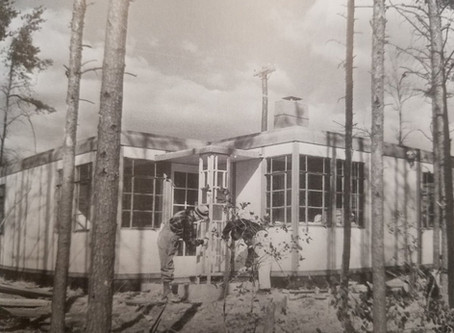 Preservation Month: Parkbelt Homes