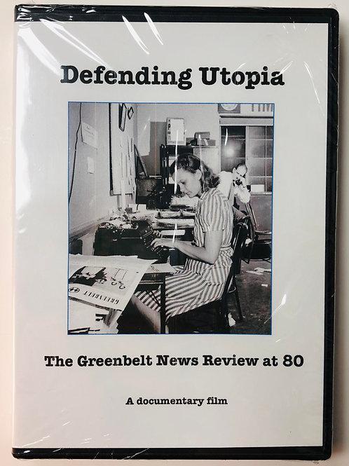 Defending Utopia DVD