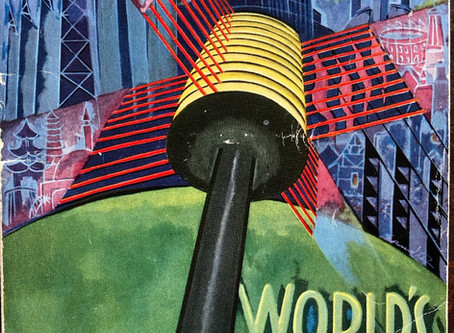 #Museumfromhome 1933 Chicago World's Fair