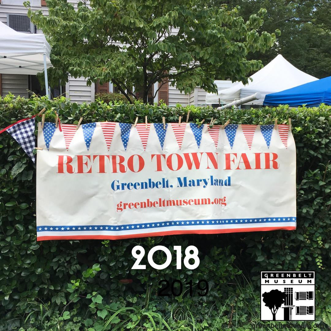 Retro Town Fair 2018