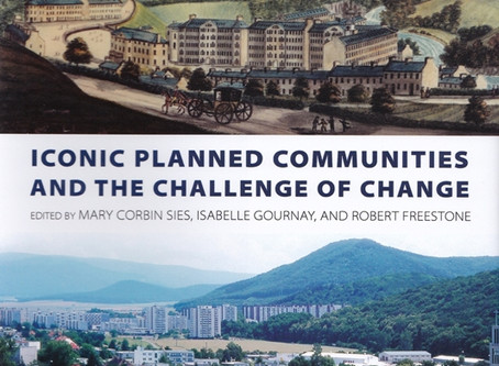 Lecture Series: Iconic Communities