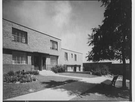 Black History Month #4 - Langston Terrace Dwellings