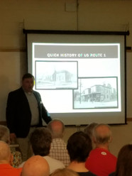 Aaron Marcavich Route 1 Lecture