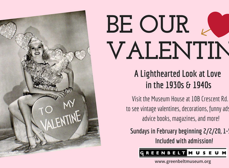 Be Our Valentine