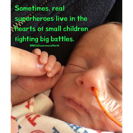 NICU Awareness Month