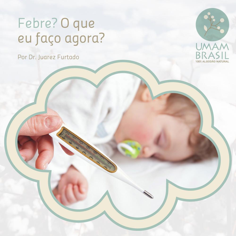 febre, pediatria