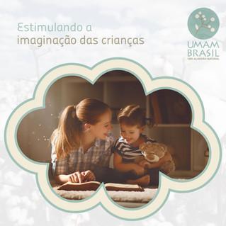 Estimulando a imaginação das crianças